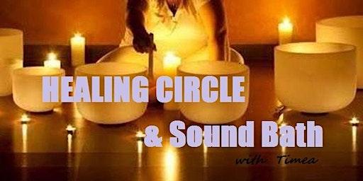 Sound Bath & Voice Healing €15
