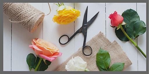 St. Patrick's Day Floral Design Workshop
