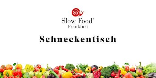 Schneckentisch in Seligenstadt