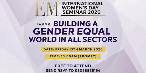 EM International Womens Day Seminar