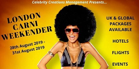 London Carni Weekender 2020 tickets