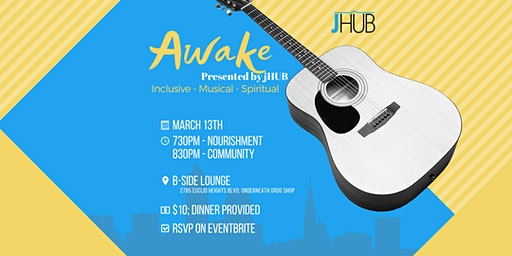 Awake presented by jHUB - March 2020