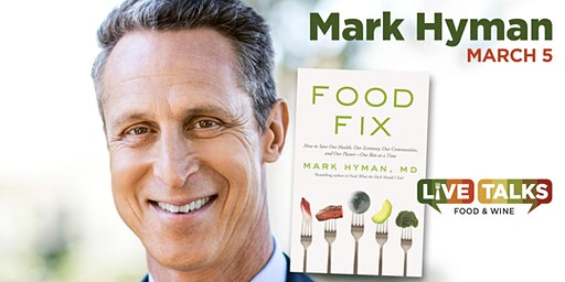 Mark Hyman in conversation with Paul Hawken
