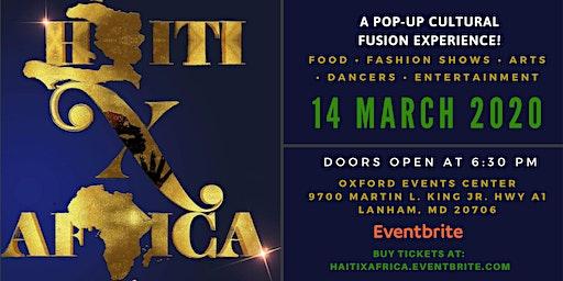 #HaitiXAfrica