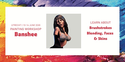 Painting Workshop Banshee | 13-14 June 2020