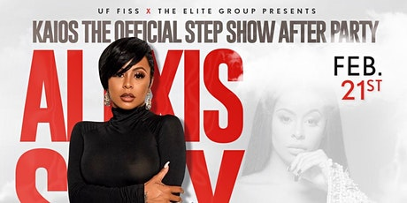 Kaios The StepShow After Party Hosted By Alexis Skyy & Friends  tickets
