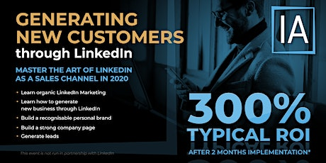 Winning New Business On LinkedIn - Advanced  Workshop tickets