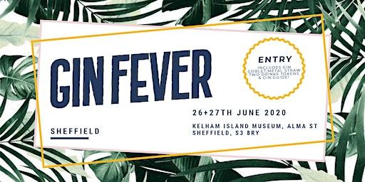 GIN FEVER FESTIVAL - SHEFFIELD