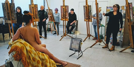 Life Drawing - Taster Session for Students with Carolyn Bew (26 Feb 2020) tickets