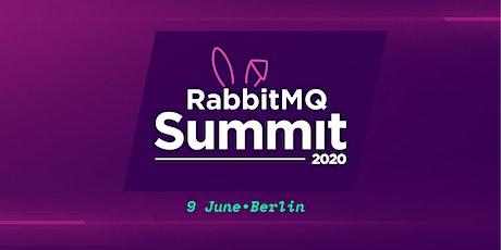 RabbitMQ Summit 2020 tickets