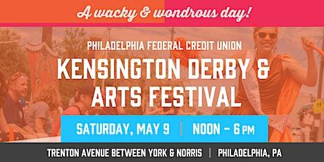 2020 Philadelphia Federal Credit Union Kensington Derby & Arts Festival tickets