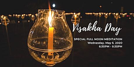 Visakha Day: Buddha's Birthday at DIMC tickets
