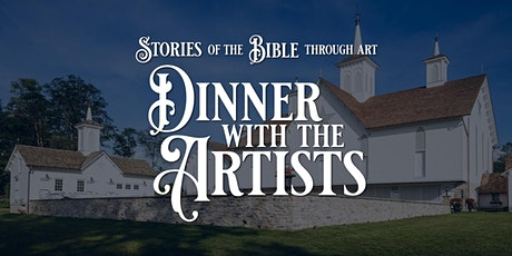 Stories of the Bible through Art and Dinner at The Star Barn Village tickets