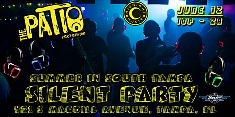 Summer in South Tampa Silent Party tickets
