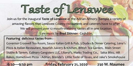 Taste of Lenawee Food Festival