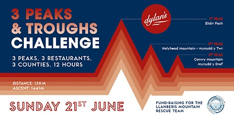 Three Peaks and Troughs Challenge tickets