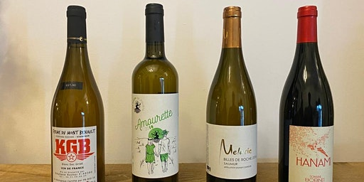 Natural Wine Taster Evening 6pm - 8pm