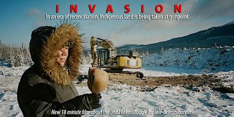 INVASION film screening & Fundrsaier tickets