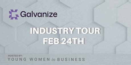 GALVANIZE INDUSTRY TOUR tickets
