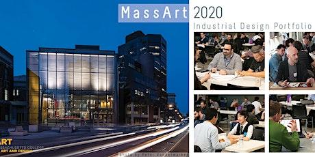 MassArt 2020 Industrial Design Portfolio Event tickets
