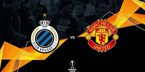 Club Brugge v Manchester United Tickets - UEFA Europa League