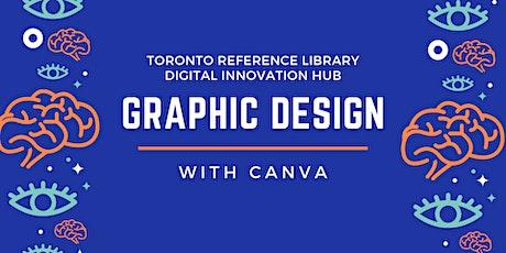 Canva Graphic Design tickets