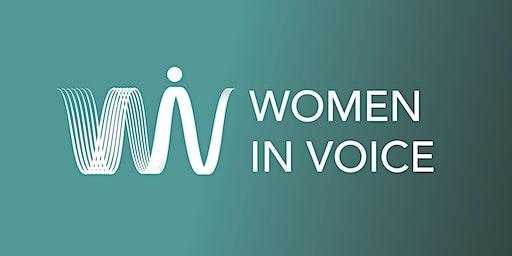 Women In Voice - 1st Berlin MeetUp