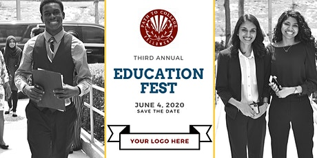 Third Annual Education Fest with Path to College Student Thought Leaders tickets