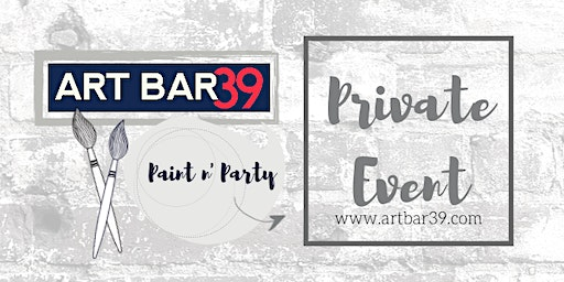 Private Traveling Art Bar Party | Christine K