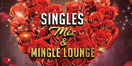 Singles Mix & Mingle Lounge tickets