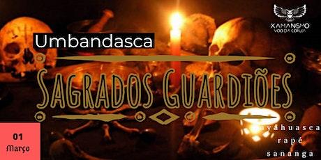 Jornada Umbandasca Guardiões ingressos