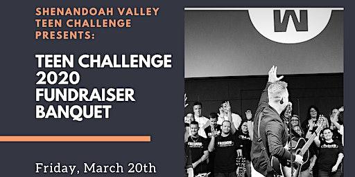 2020 Teen Challenge Fundraiser Banquet