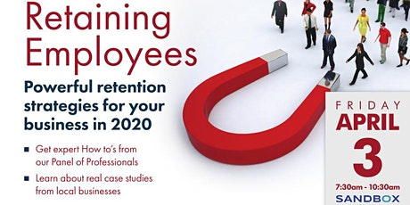 Retaining Employees - Top 3 Retention Strategies of 2020 tickets