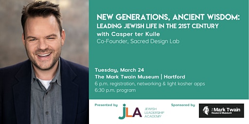 New Generations, Ancient Wisdom: Leading Jewish Life in the 21st Century