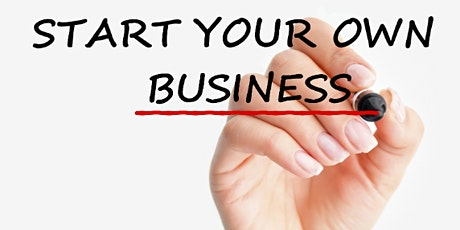 Start Your Own Business Training Workshops tickets
