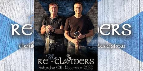 The Re-Claimers Live Rescheduled tickets