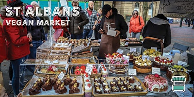 St Albans Vegan Market