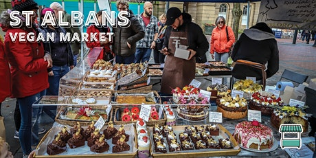 St Albans Vegan Market tickets