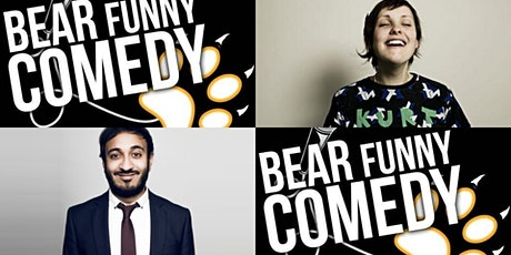 Bear Funny Comedy Edinburgh Previews: Josie Long & Bilal Zafar tickets