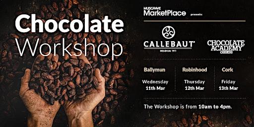 Callebaut Chocolate Academy Workshop - Ballymun