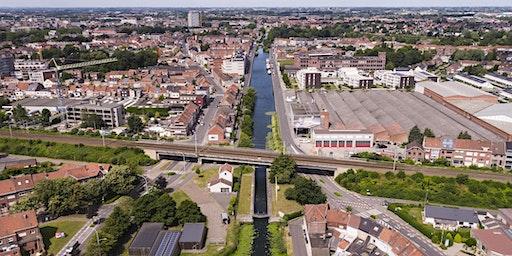 Infomoment studie kanaal Bossuit-Kortrijk: Stedelijke structuur, Erfgoed en Natuur