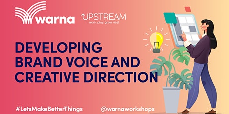 Developing brand voice and creative direction tickets