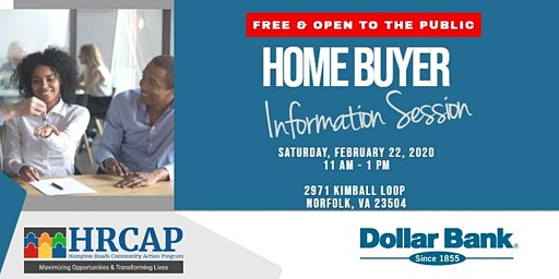 HRCAP & Dollar Bank Home Buyer Information Session