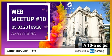 WebMeetup #10 tickets