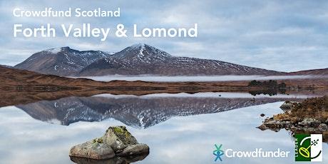 Crowdfund Scotland - Alloa tickets