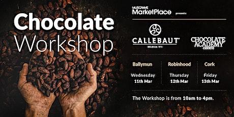 Callebaut Chocolate Academy Workshop - Robinhood tickets