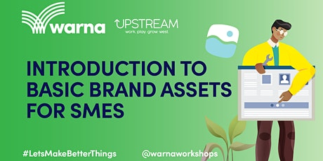 Introduction to basic brand assets for SMEs tickets