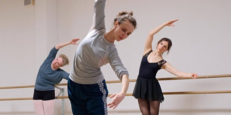 Adult Beginners Ballet Course: Ballet Fit tickets