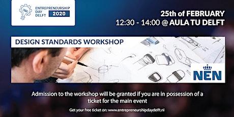 Workshop Design Standards by NEN @EDD2020 tickets