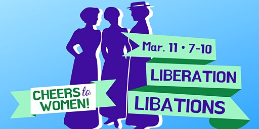 Liberation Libations : Drinks for Women